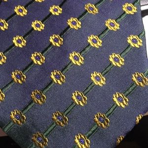 Boss Hugo Boss men's silk floral tie